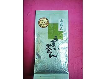 上煎茶 うまい茶(ぢゃ)ん 1,000円/100g
